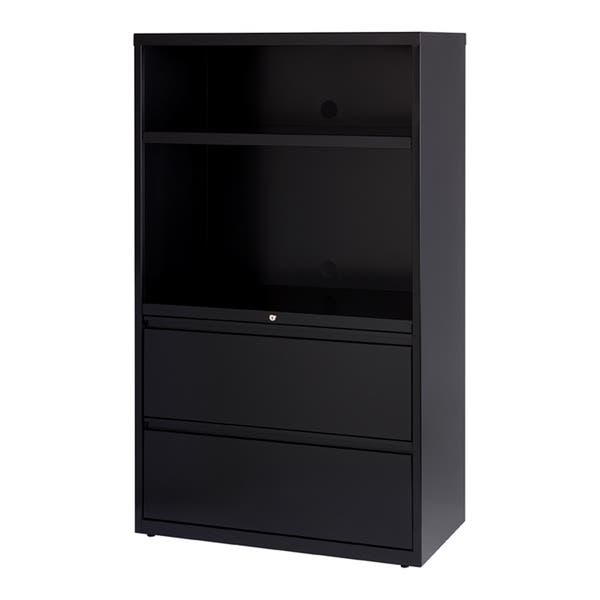 Hirsh Hl8000 Combo Lateral File Cabinet