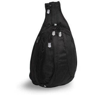 J World Black Stacy Mini Sling Backpack