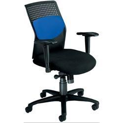 OFM AirFlo Series Executive Chair with Brushed