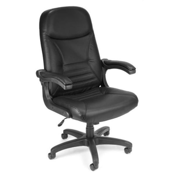 OFM Leather MobileArm Executive / Conference Chair