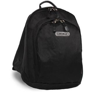 J World Black Lakonia Mini Backpack