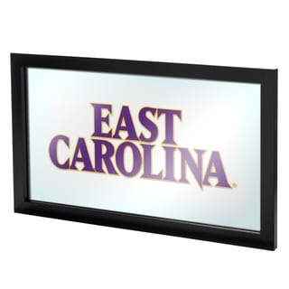 East Carolina University Framed Team Logo Mirror