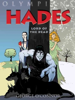 Olympians 4: Hades: Lord of the Dead (Paperback)