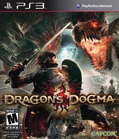 PS3 - Dragon's Dogma - By Capcom
