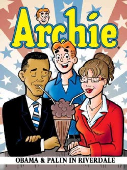 Archie 14: Obama & Palin in Riverdale (Paperback)