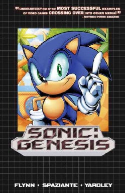 Sonic: Genesis (Hardcover)