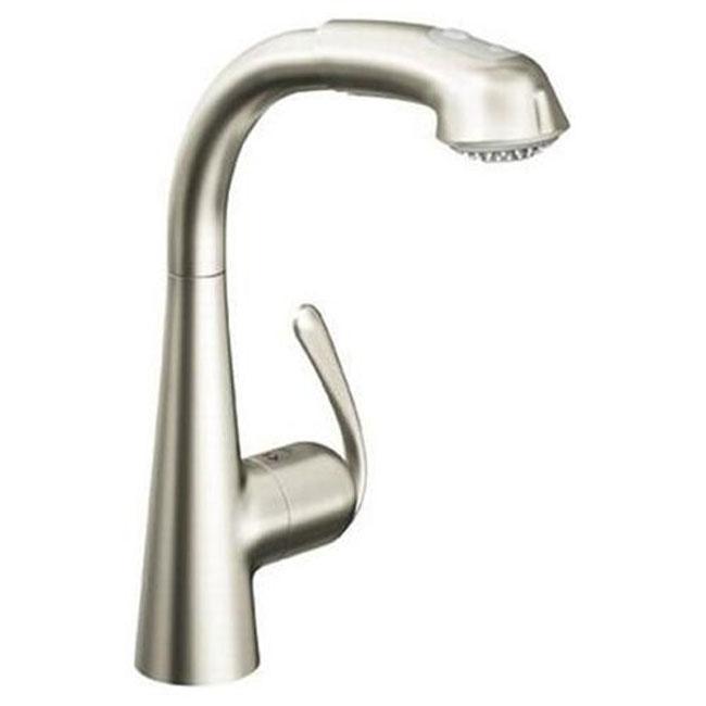 Ladylux Super Steel Pullout Kitchen Faucet