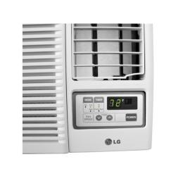 LG LW1210HR 12,000-BTU Heat and Cool Window Air Conditioner with Remote (Refurbished) - Thumbnail 2