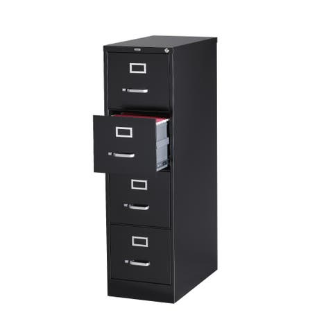 4 Drawers Filing Cabinets File Storage By Hirsh