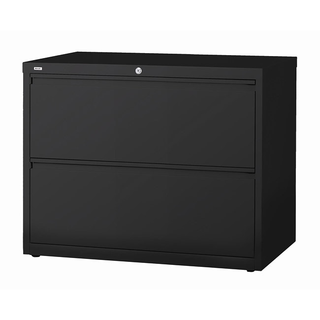 Hirsh HL10000 Series 30-inch Wide 2-drawer Commercial Lateral File Cabinet