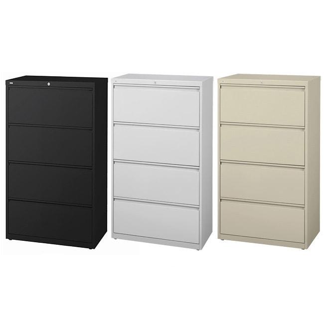 online retailer 2b9ef e440d Hirsh HL10000 Commercial Lateral File Cabinet, 30