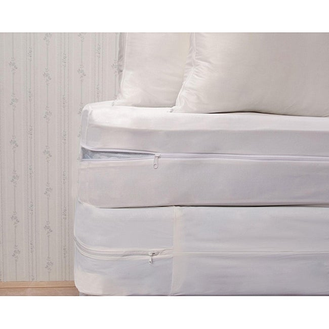 Bed Guard Twin/ Twin XL-size Bedbug Protective Bedding Set
