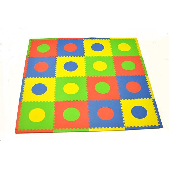 Tadpoles Circle Playmat Set