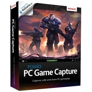Roxio PC Game Capture - Complete Product - 1 User - Standard