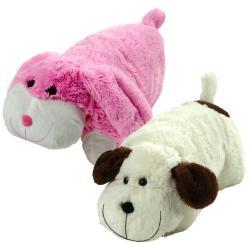 Medium Cuddlee Pet Animal Pillow - Thumbnail 1