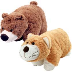 Medium Cuddlee Pet Animal Pillow - Thumbnail 2