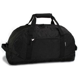 J World Black 'Lawrence' 30-inch Sport Duffel Bag