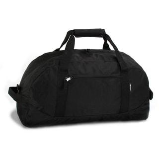 J World 'Lawrence' 40-inch Black Duffel Bag