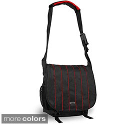 J World Indian 14-inch Laptop Messenger Bag
