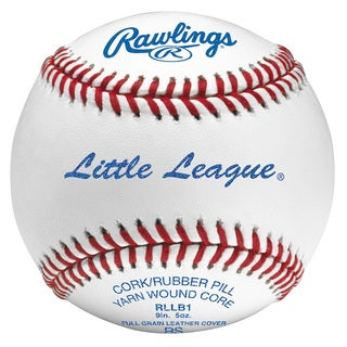 Rawlings 12 Pack Little League Baseballs