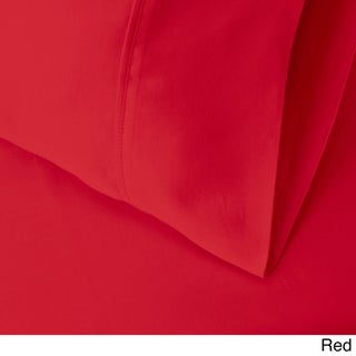 Superior 300 Thread Count Deep Pocket Split King Cotton Sateen Sheet Set (More options available)