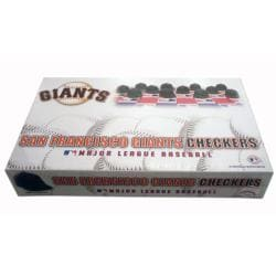 Rico San Francisco Giants Checker Set