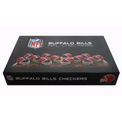 Rico Buffalo Bills Checker Set - Thumbnail 1