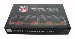 Rico Houston Texans Checker Set