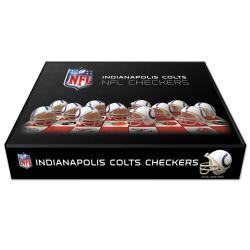 Rico Indianapolis Colts Checker Set - Thumbnail 0