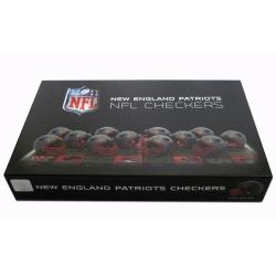 Rico New England Patriots Checker Set - Thumbnail 1