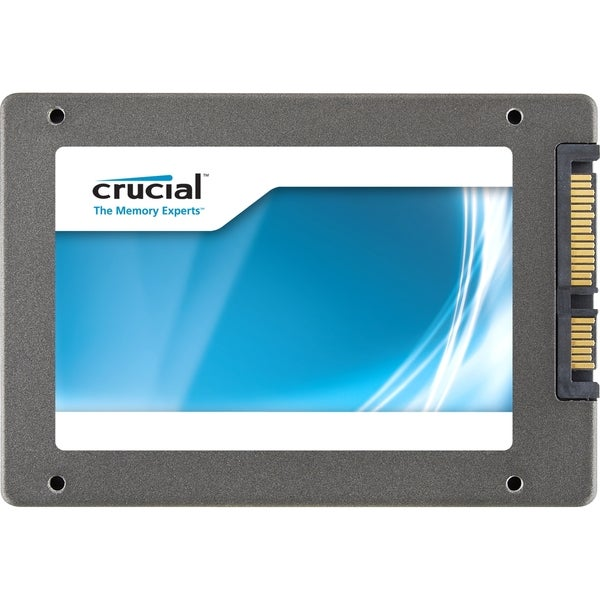 "Crucial m4 CT128M4SSD2 128 GB 2.5"" Internal Solid State Drive"