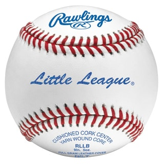 Little League Baseballs (Pack of 12)