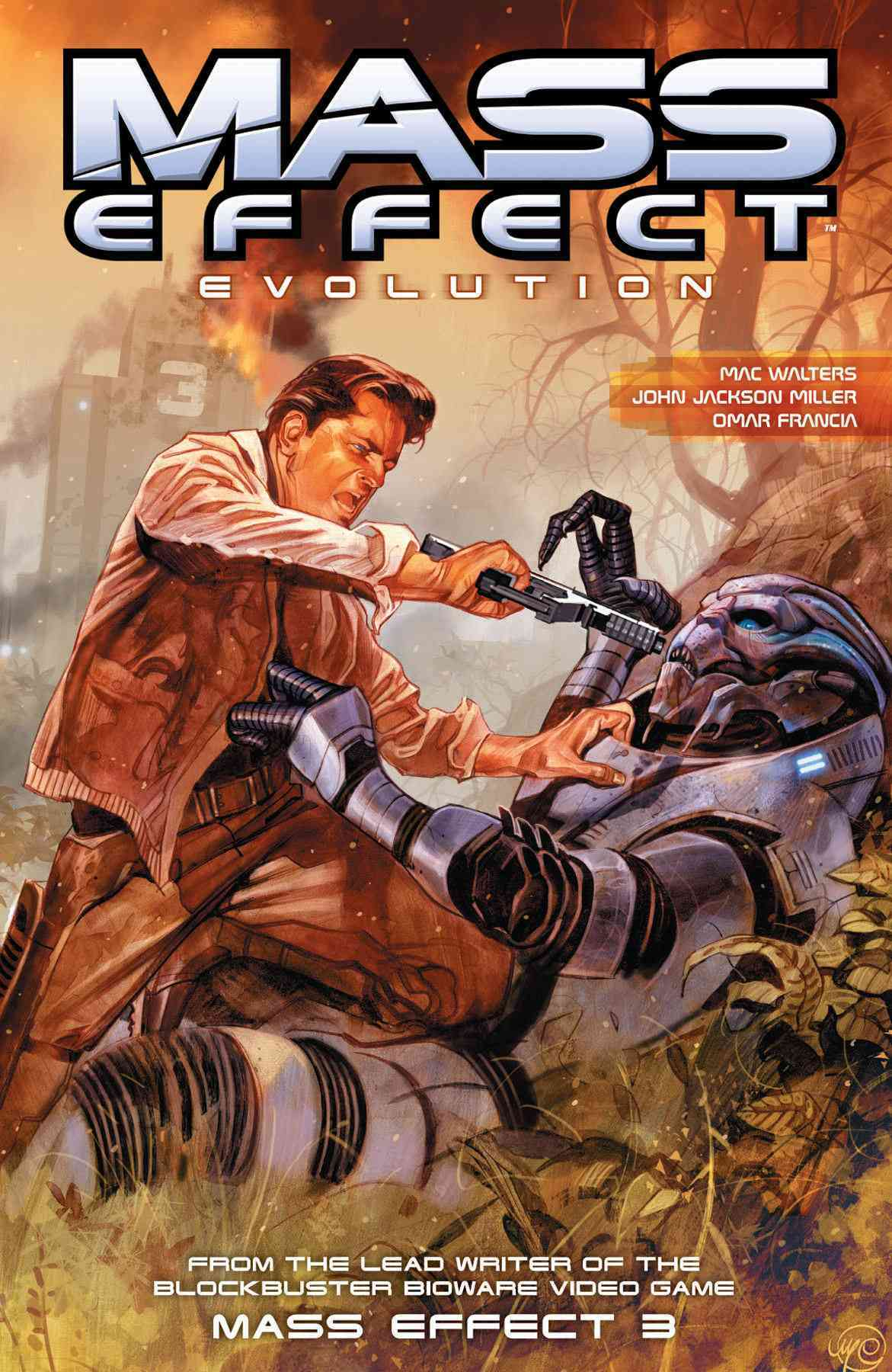 Mass Effect 2: Evolution (Paperback)