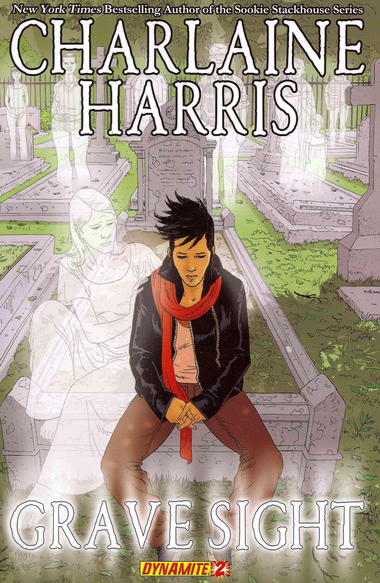 Charlaine Harris' Grave Sight 2 (Paperback)