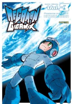 Mega Man Gigamix 3 (Paperback)