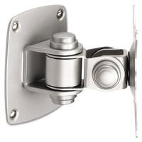 BALT Low Profile Wall Mount for Flat Panel Monitor Silver
