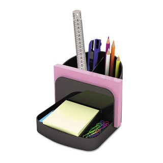 Universal 6-section Deluxe Black Message Center (Pack of 3)