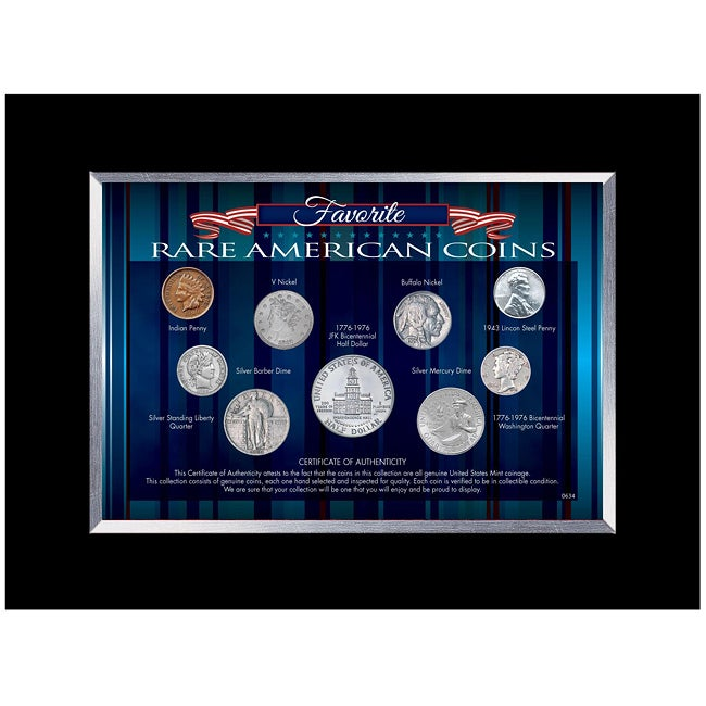 American Coin Treasures Rare American Coins
