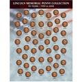 American Coin Treasures Lincoln Memorial Penny Collection 1959-2008