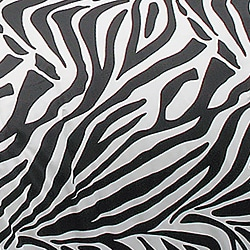 Luxury Zebra Microfiber 3-piece Duvet Cover Set - Thumbnail 1