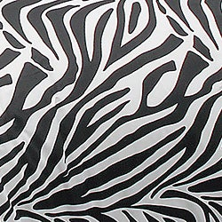 Luxury Zebra Microfiber 3-piece Duvet Cover Set