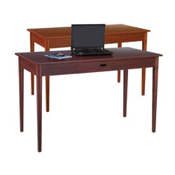 Safco Apres Table Desk with Drawer
