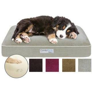 BeautyRest Comforpedic Deluxe Orthopedic Napper Pet Bed by Simmons
