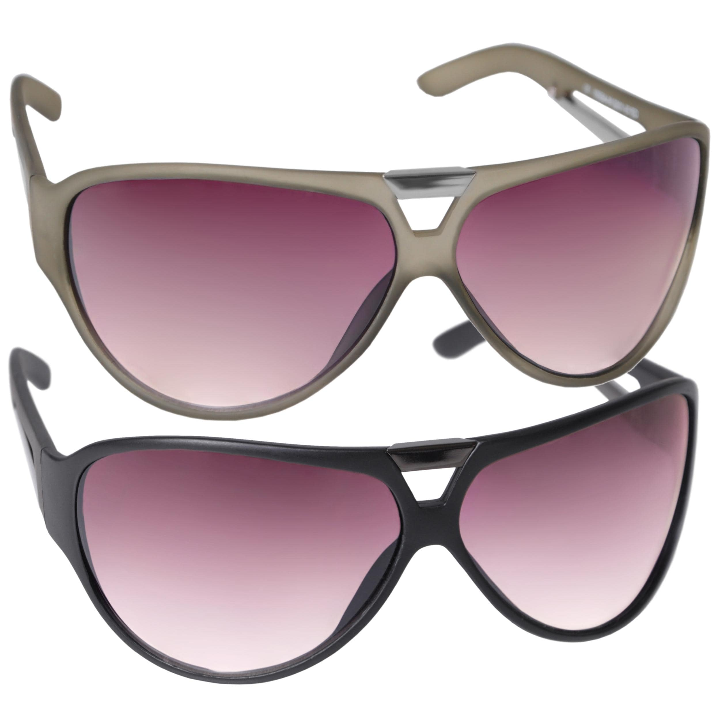 Adi Designs Women's Plastic Aviator Sunglasses