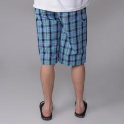 Gioberti by Boston Traveler Men's Plaid Shorts - Thumbnail 1