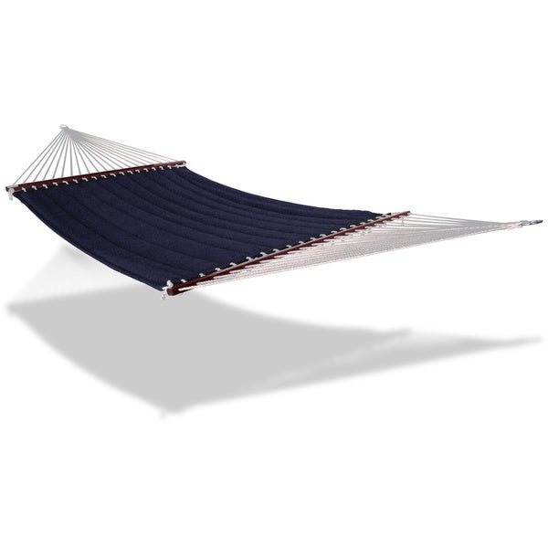 Hammaka Brand Quilted Hammock. Opens flyout.