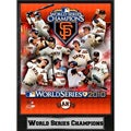 San Francisco Giants 2010 World Series Champion 9x12 Plaque