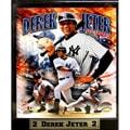 New York Yankees 'Derek Jeter' 9x12 Plaque