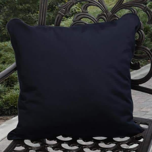 Clara Indoor Outdoor Navy 22 Inch
