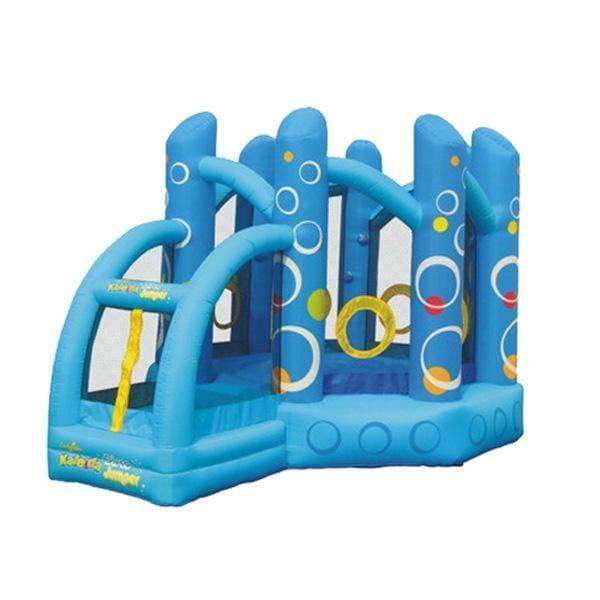 KidWise Kaleida Disco Jumper Inflatable Bounce House